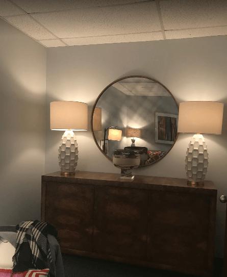 West Little Rock Office Interior