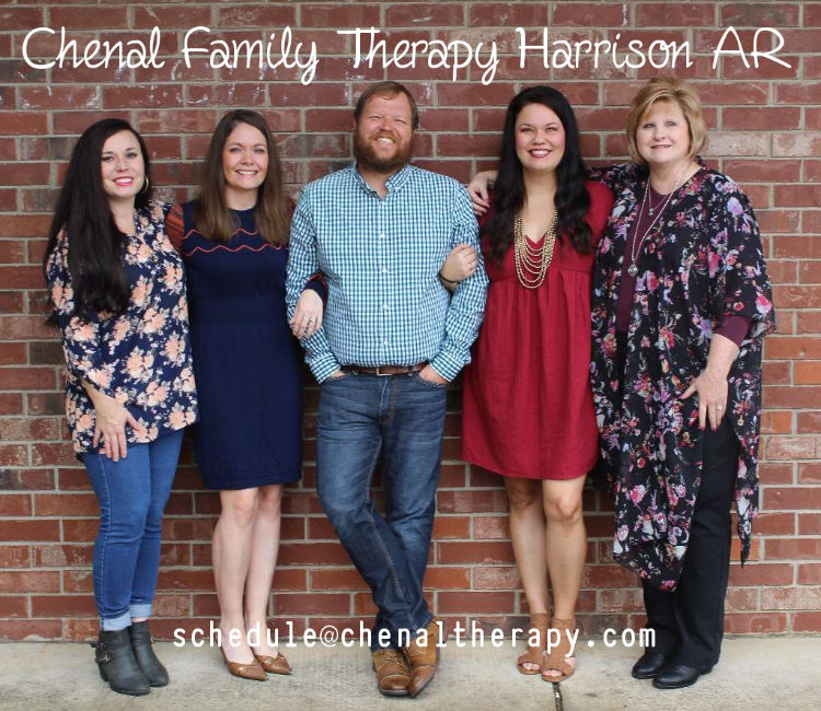 Chenal Family Therapy Harrison Clinic Official Photo